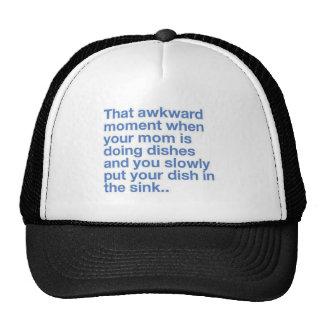 Produits drôles de citation casquette