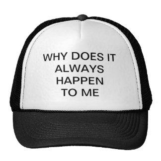 Produits drôles d'humours casquette