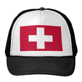Produits et conceptions de Croix-Rouge ! Casquette De Camionneur