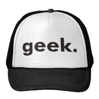 Produits et conceptions de geek ! casquette de camionneur