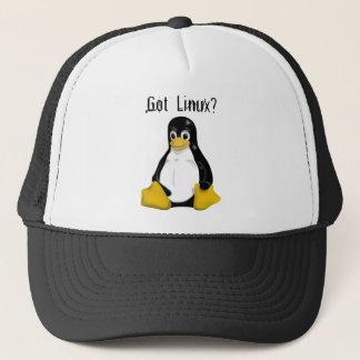 Produits et conceptions de Linux ! Casquette