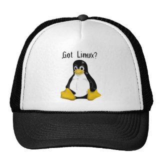 Produits et conceptions de Linux ! Casquettes