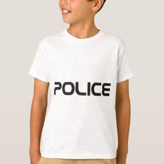 Produits et conceptions de police ! t-shirt