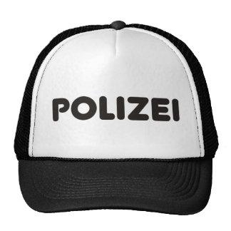 Produits et conceptions de Polizei ! Casquette De Camionneur