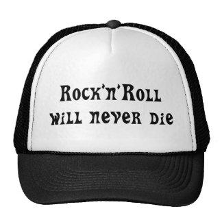 Produits et conceptions de rock ! casquette trucker