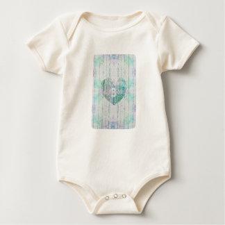 Produits faits sur commande multicolores de bébé body