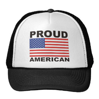 Produits fiers de drapeau américain ! casquettes