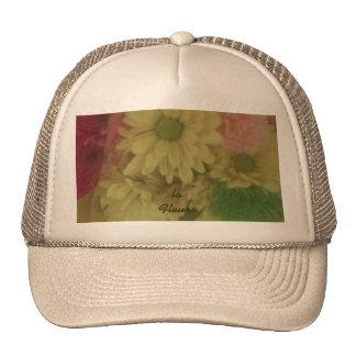 (produits floraux) casquettes de camionneur