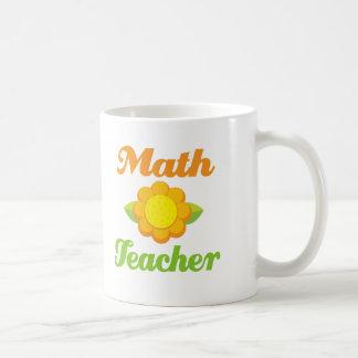 Professeur de maths mug