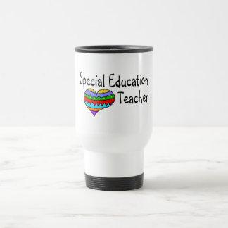 Professeur d'éducation spéciale mug de voyage