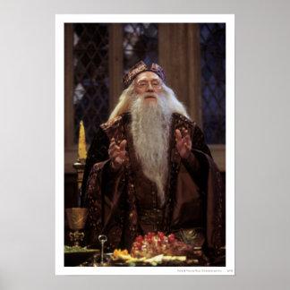 Professeur Dumbledore Poster