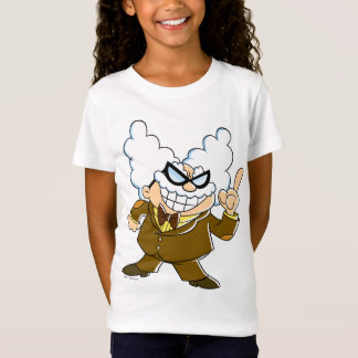 Professeur Poopypants de capitaine Underpants | T-Shirt