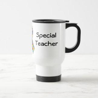 Professeur spécial mug de voyage en acier inoxydable