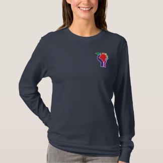 Professeurs unis (poche) t-shirt