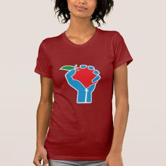 Professeurs unis : Rouge, blanc et bleu T-shirt