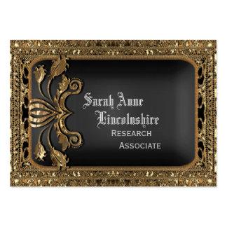 Professionnel élégant de Kendylle IV Carte De Visite Grand Format