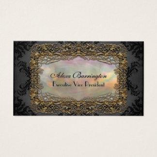 Professionnel élégant standard de Debsaulea Cartes De Visite