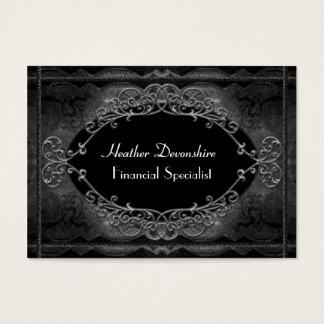 Professionnel vintage d'ombre de Grandpointe Cartes De Visite