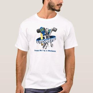 Professions : Mécanicien T-shirt