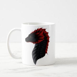 Profil de dragon d'Alavon tasse de 11 onces