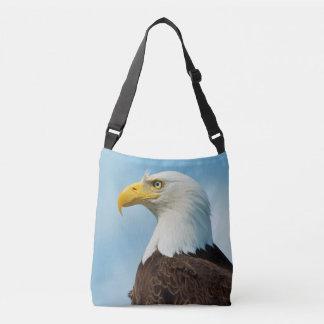 Profil d'Eagle chauve Sac Ajustable