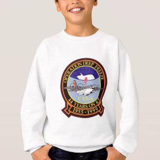 Profond-gel d'opération sweatshirt