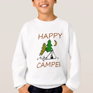 Profondément satisfait dehors sweatshirt