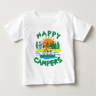 Profondément satisfaits t-shirt pour bébé
