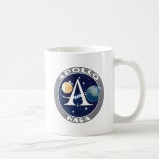 Programme Apollo Mug Blanc