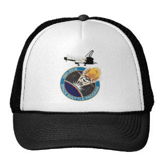 Programme de navette spatiale de la NASA Casquettes