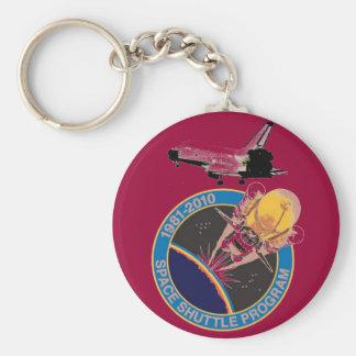 Programme de navette spatiale de la NASA Porte-clé Rond