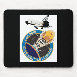 Programme de navette spatiale de la NASA Tapis De Souris