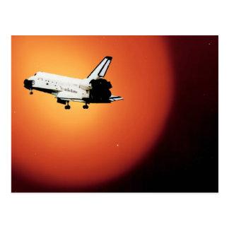 Programme final de navette spatiale de la NASA de  Carte Postale