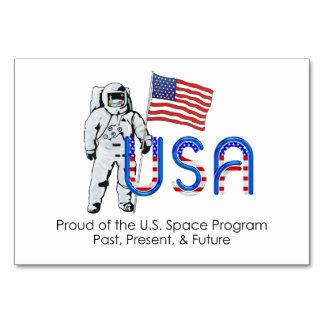 Programme spatial des États-Unis de PIÈCE EN T