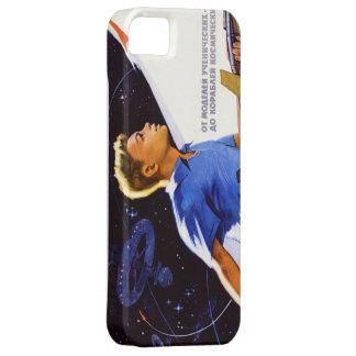 Programme spatial soviétique coques Case-Mate iPhone 5