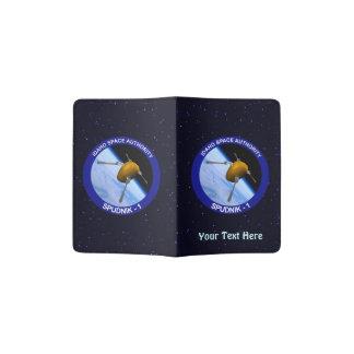 Programme spatial Spudnik satellite - 1 de l'Idaho Protège-passeport