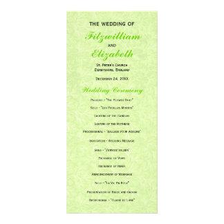 Programmes Romance de mariage de Regency