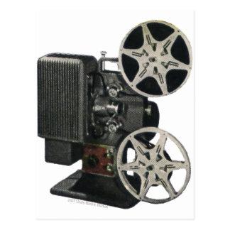 Projecteur de film 1947 cartes postales