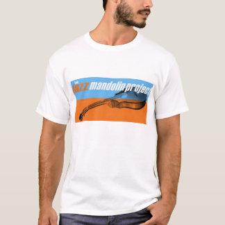 Projet de mandoline de jazz t-shirt