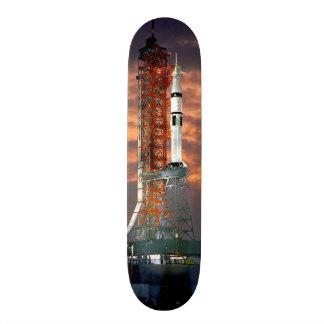 Projet d'essai d'Apollo-Soyuz Skateoard Personnalisé