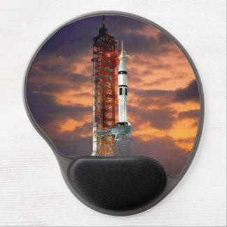 Projet d'essai d'Apollo-Soyuz Tapis De Souris Avec Gel