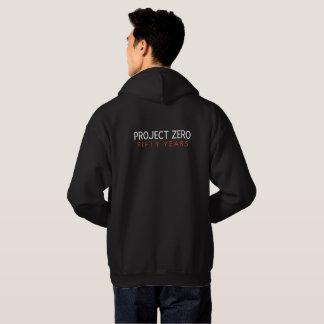 Projet zéro le sweat - shirt à capuche de 50
