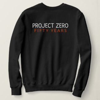 Projet zéro le sweatshirt de 50 femmes