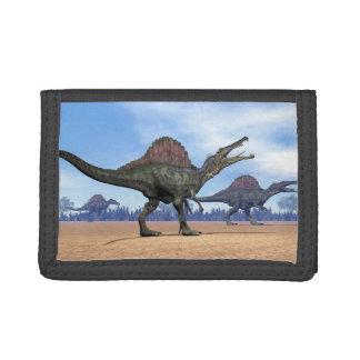 Promenade de dinosaures de Spinosaurus - 3D