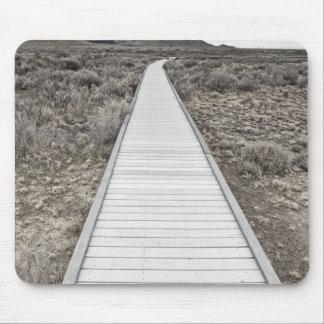 Promenade par le désert tapis de souris