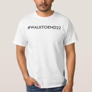 Promenade pour finir le T-shirt 22