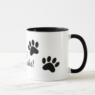 promenades de trame ! mug