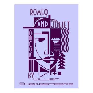 Promo Shakespeare Romeo de carte postale et PC de