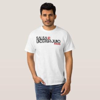 PROMO souterrain d'hommes de T-shirt de Salsa