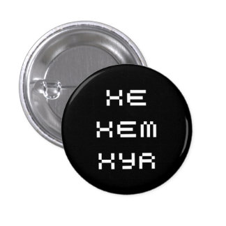 pronoms de xe badges